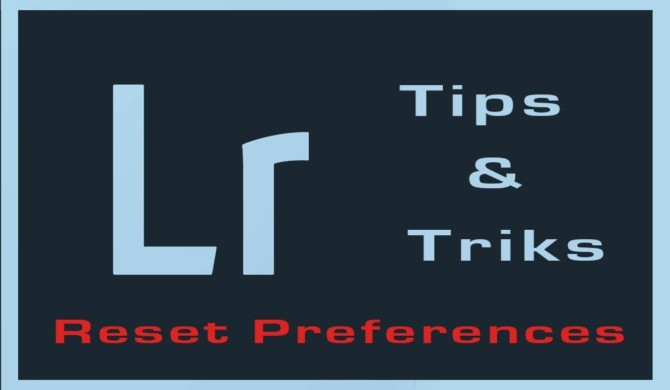 Lightroom - Tips & Triks